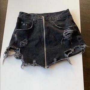 Carnage very short skirt